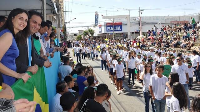 Anápolis: Desfile cívico-militar encerra Semana da Pátria nesta sexta-feira, 7