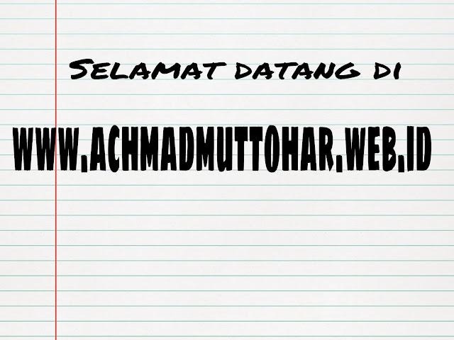 achmadmuttohar.web.id