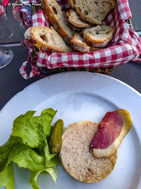 Terrina de Foie del Moulinier Janine - Sergeac, Francia por El Guisante Verde Project