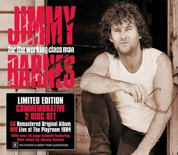 JIMMY BARNES - For The Working Class Man [Remastered Commemorative Limited Edition] (2017) full