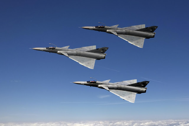 Draken buys twelve South African Cheetah