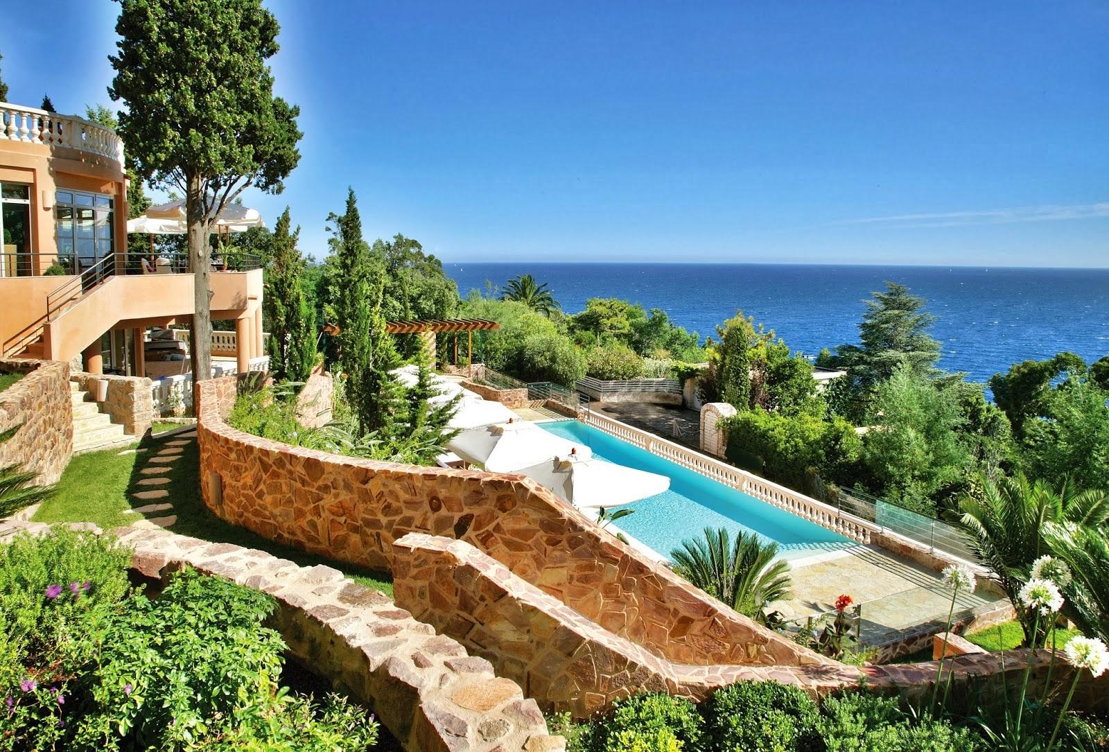 Passion for luxury tiara yaktsa th oule sur mer for Nice hotel avec piscine