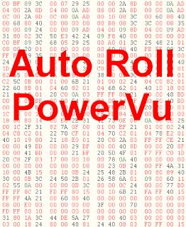 Cara Menjalankan Auto Roll PowerVu pada Receiver
