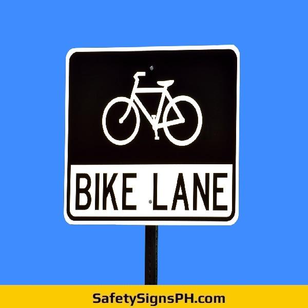 Bike Lane Sign Philippines