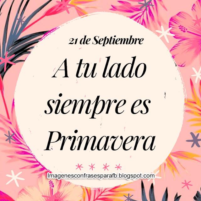 Frase del Día 21 de Septiembre