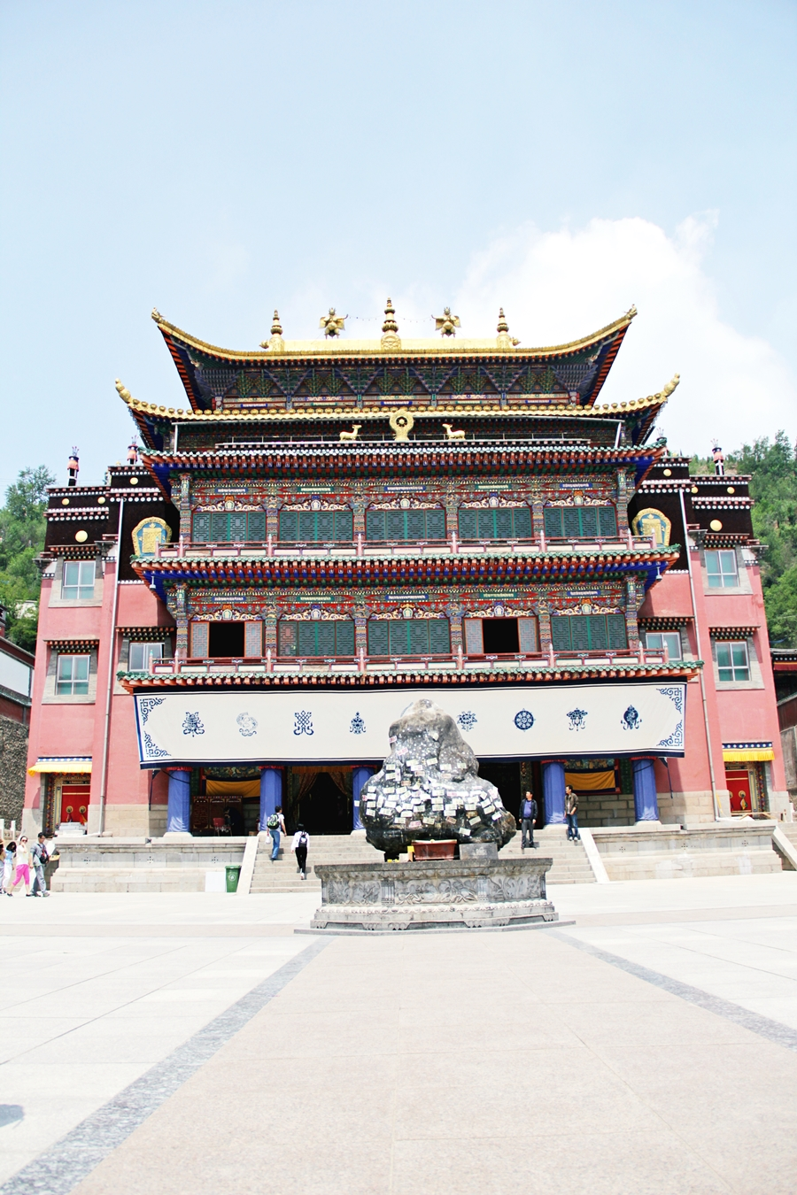 kumbum temple