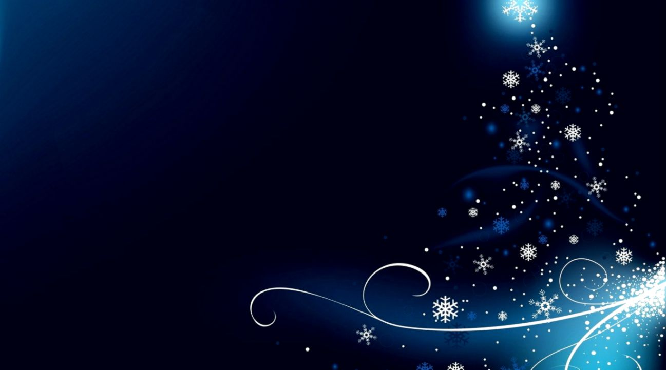 Christmas Greetings Blue Wallpaper The Champion Wallpapers