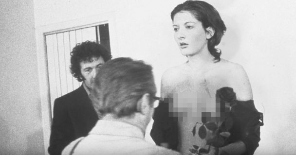 Female Artist Stood For 6 Hours And Allowed Her Audience to Do Anything to Her - Just To Learn How Terrifying People Can Be
