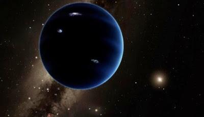 Ilmuwan Mencari Bukti Planet Sembilan Dari Catatan Masa Lalu