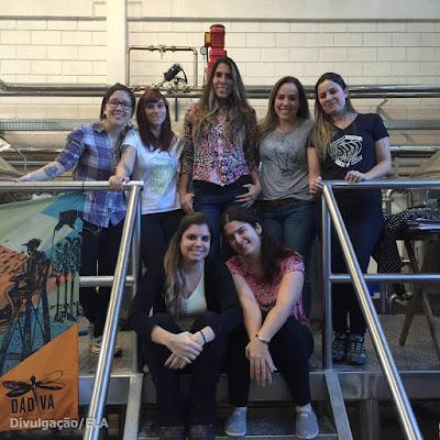 Mulheres do grupo ELA