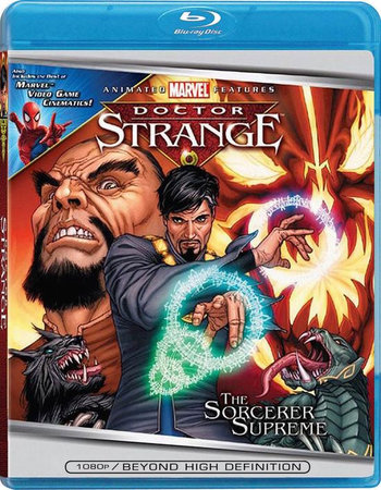 Doctor Strange (2007) Dual Audio Hindi 480p BluRay