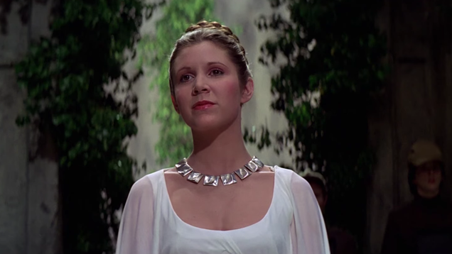 Everything Flows: Princess Leia How Old Was Princess Leia In A New Hope