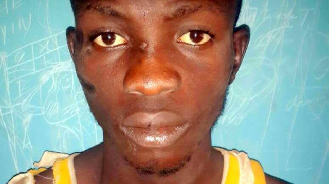 The Ogun State Police Command has arrested a 21-year-old-man identified as Isreal Oluranti for allegedly stabbing his 18-year-old friend, Farooq Olusegun, to death.