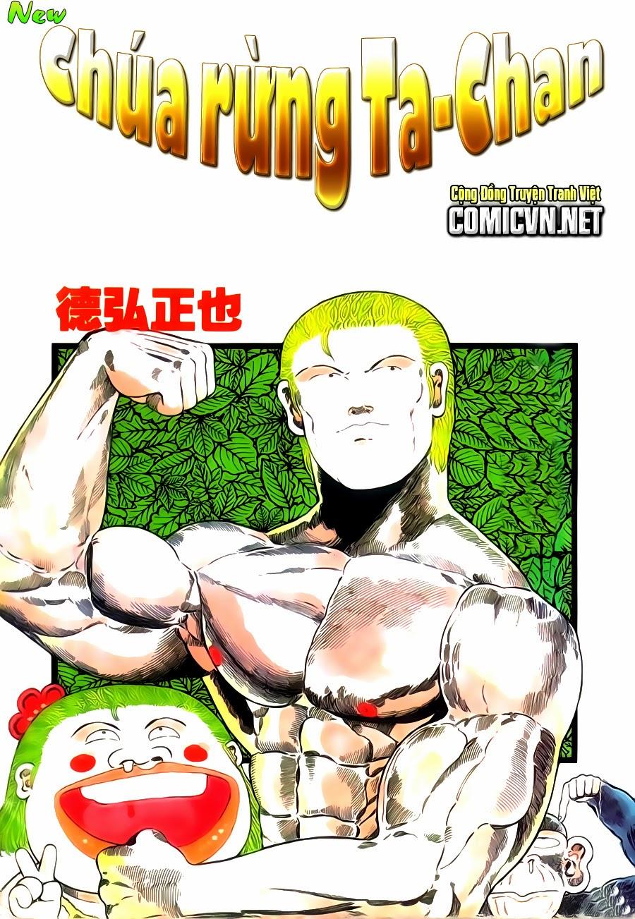 Chúa rừng Ta-chan chapter 113 (new - phần 2 chapter 1) trang 1
