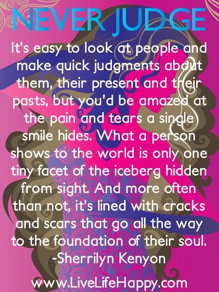 Faced Sayings Quotes People Two