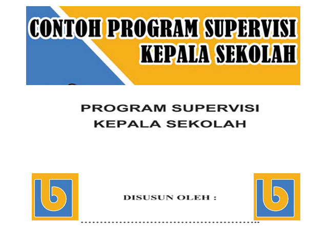 Download Program Supervisi Akademik Kepala Sekolah