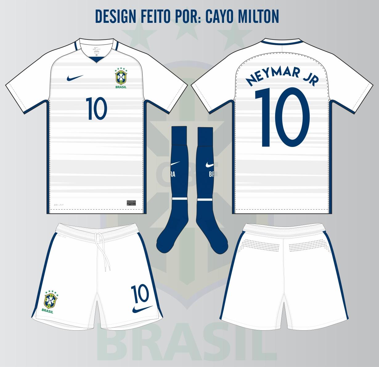 E se fosse assim - Confederação Brasileira de Futebol (CBF) - Show ... f40afdd4582b3