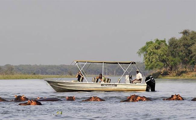 Xvlor.com Lower Zambezi National Park