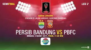 Susunan Pemain Persib Bandung vs Pusamania Borneo FC