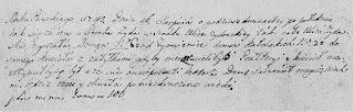Ciekawe notatki i akty w księgach metrykalnych