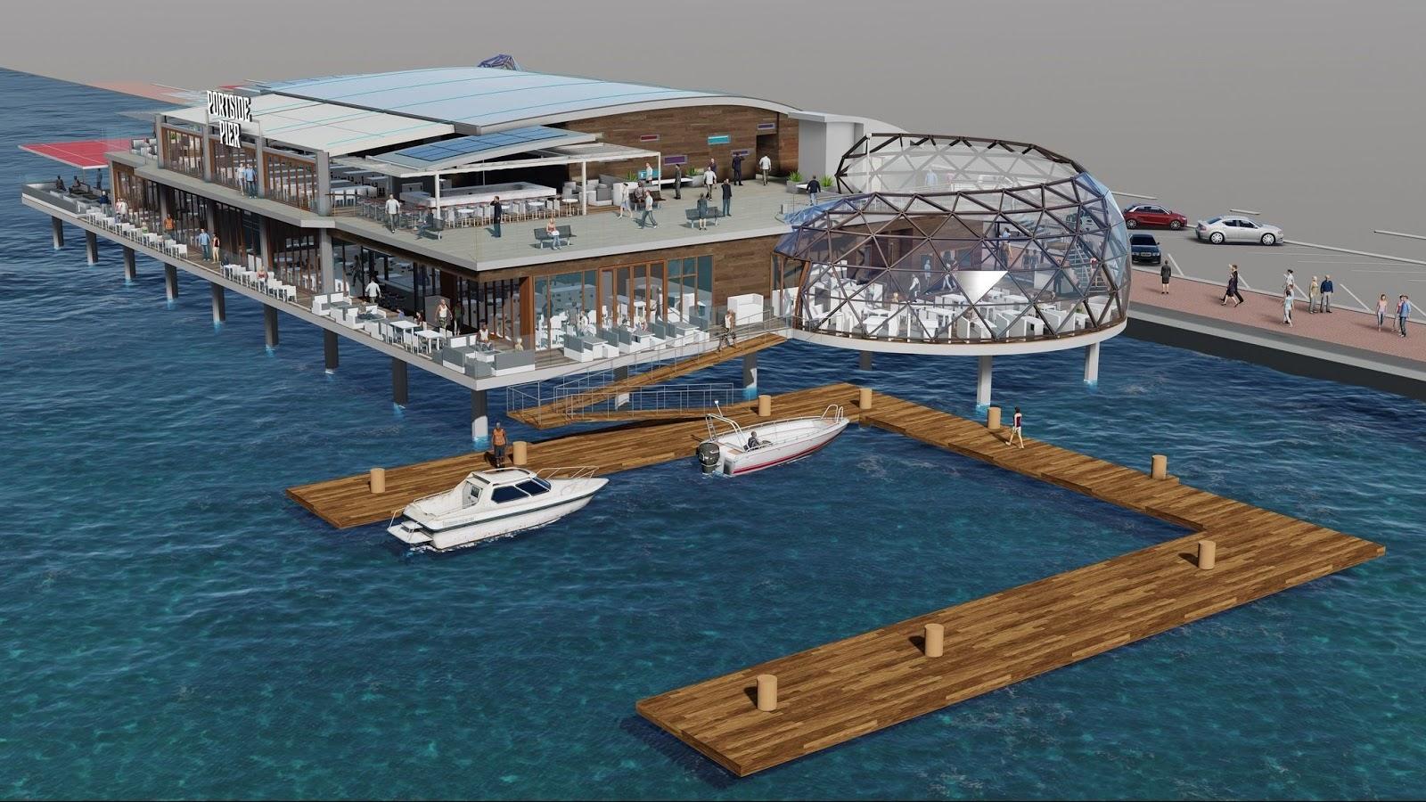 Pier South Restaurant Imperial Beach