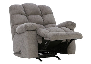 Extended recliner
