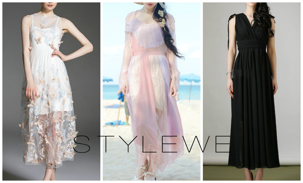 Ohiamiht By Thi Mai Stylewe X Maxi Dresses
