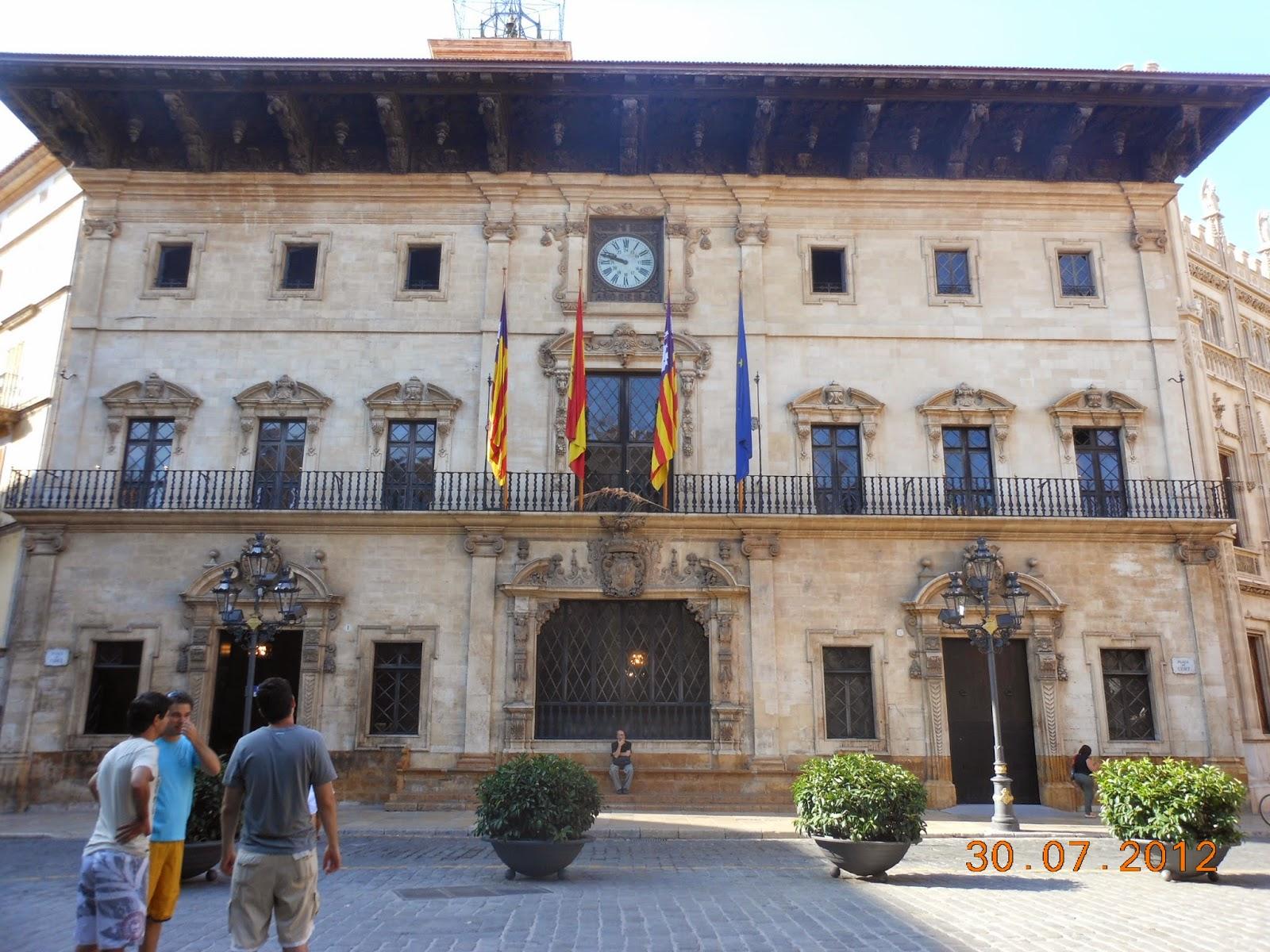 Prefeitura de Palma de Maiorca - Espanha
