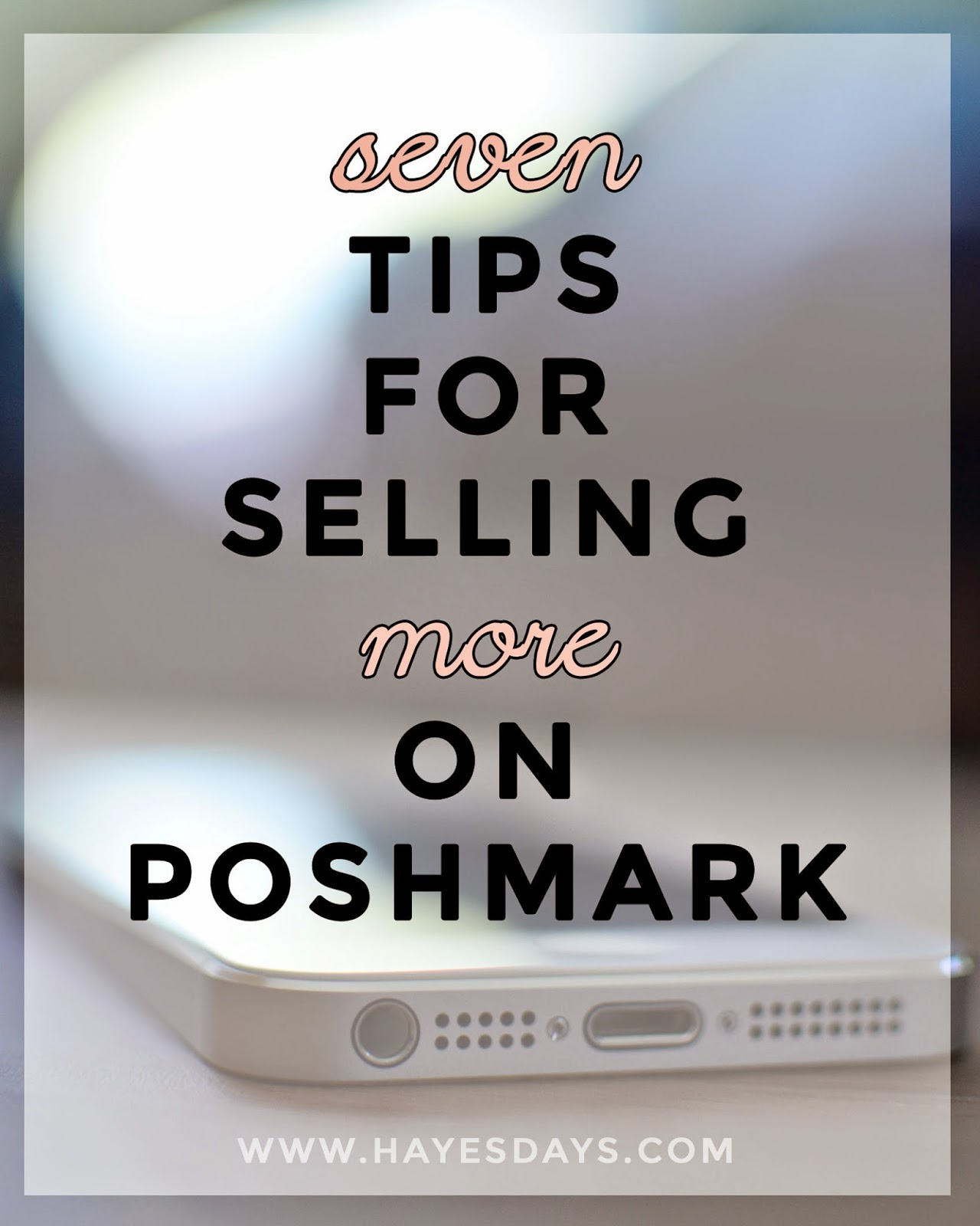 Style Day: Seven tips for selling More on poshmark