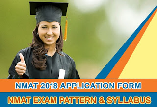 NMAT 2018 Online Application, NMAT Application Form 2018, NMAT Fee Login