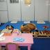 Filhos de ambulantes ganham espaço de cuidado e carinho no pátio Ana das Carrancas