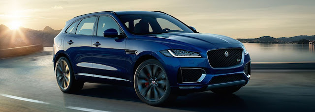 Coscharis Motors Set To Introduce The All New Jaguar F Pace SUV