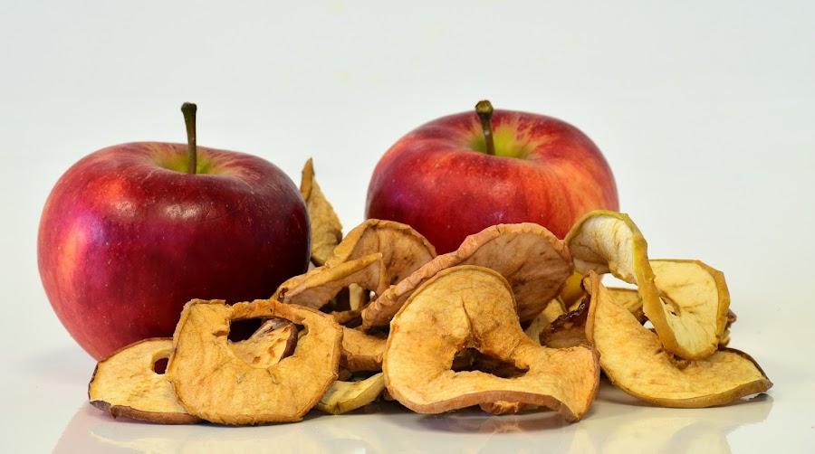 Cómo hacer chips de frutas y verduras en tu microondas