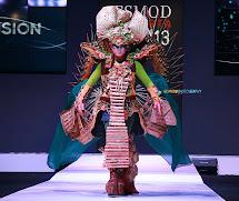 Ronybw Runway Jember Fashion Carnaval 2013