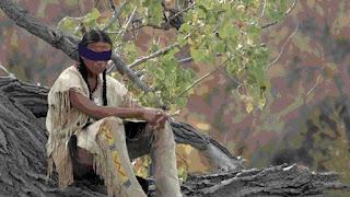 Rito Cherokee per diventare uomo