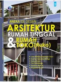 buku arsitektur rumah tinggal
