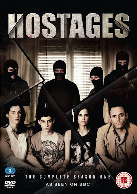 Hostages (2013-) ταινιες online seires oipeirates greek subs