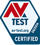AV - Test 100% detection according to July 2015 test