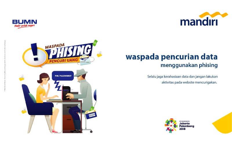 Kemudahan Transaksi Menggunakan Mandiri Online, bayar belanja online, Bank Mandiri, Jadi Mandiri, JadiMandiri