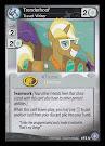 My Little Pony Trenderhoof, Travel Writer The Crystal Games CCG Card