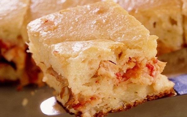Receita de torta de frango para iniciantes (Imagem: Reprodução/Hoje tem Frango)