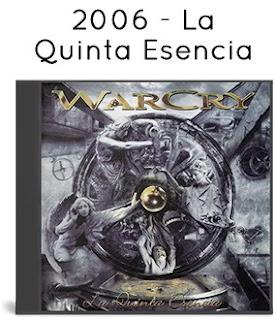 2006 - La Quinta Esencia