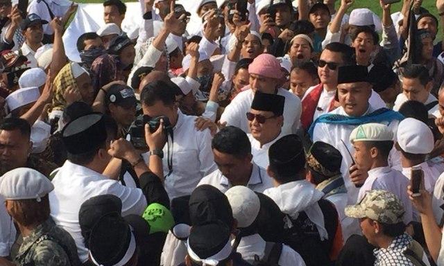 Ketua Pemuda Muhamadiyah Sesalkan Reuni 212 Dikangkangi Agenda Politik