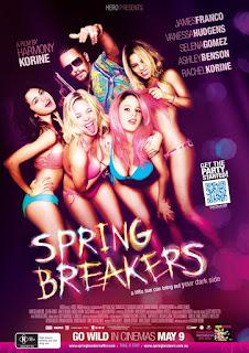 Spring Breakers (2012) กิน เที่ยว เปรี้ยว ปล้น
