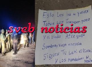 Identifican a taxista hallado ejecutado con narcomensaje en Martinez de la Torre