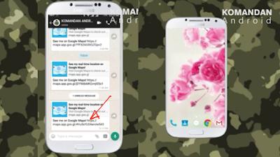 Cara Melacak Lokasi Pacar Lewat Whatsapp