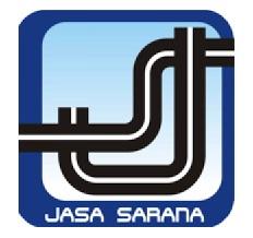 Logo PT Jasa Sarana (Perseroan)