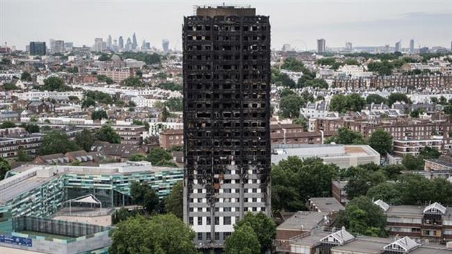 Evacuees of Grenfell Tower still being charged rent