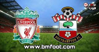ملخص مباراة ليفربول و ساوثهامبتون مباشرة اليوم  05-04-2019 يلا شوت في الدوري الإنجليزي