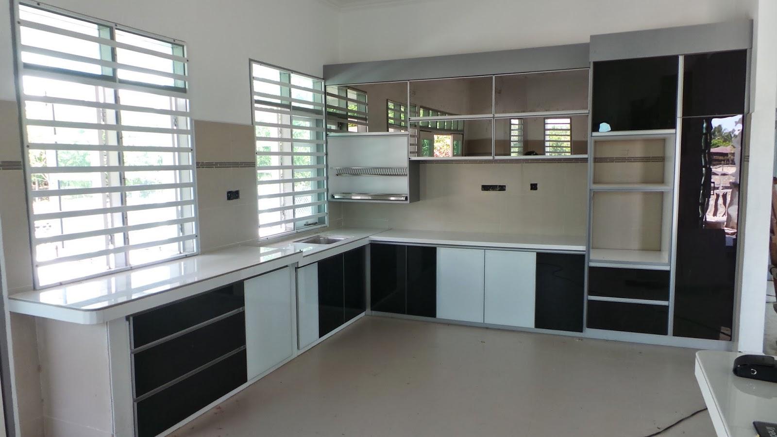 Jenis Kabinet Dapur Terkini Desainrumahid